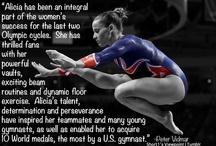 Gymnastics <3 / by Jessica Lepionka