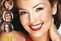 }-Thalia Magazine Hola, Glamour, Cosmopolitan, People en español, Marie claire, Somos, Cristina -{ / by Viviany (^;^) Reyes