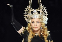 }-Queen of Pop Madonna -{ / by Viviany (^;^) Reyes