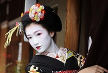 }-Beautiful Geisha-{ / by Viviany (^;^) Reyes