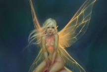 }-Fairy-{ / by Viviany (^;^) Reyes