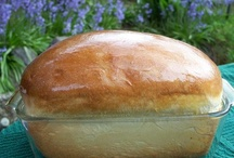 Breads / by Julie Foster