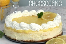 CHEESECAKES / by Barbara Edwards