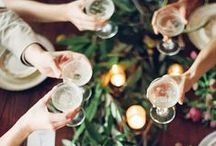 Entertaining Inspiration and Tips / Ideas for great parties and entertaining