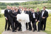 Wedding group shoots