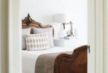 Homes // Bedroom & Wardrobe