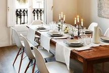 Homes // Kitchen + Dining