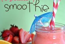 Smoothies and Juices / by Hannah Vietor
