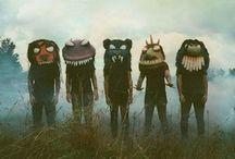 Spooky/Creepy / by Zoë Roo