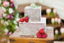 Weddings // Cake inspiration / Wedding cakes / by Angela Higgins
