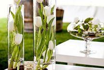 Dekorationer/blomster