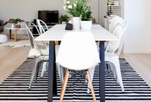 Working/Dining Spaces