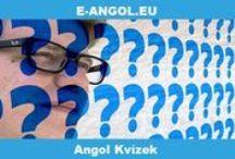 Kvízek / Ezekkel az izgalmas kvízekkel egyszerre szerezhetsz érdekes ismereteket magadról és gyakorolhatod angol nyelvtudásod.