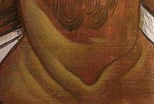 Iconography - Δια χειρός Αθηνάς / My work- orthodox greek icons - iconography