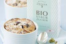 Bio-Rezepte / Rezepte mit unserem Bio Zucker, aus der Bio Zuckerrübe. Diese wächst auf heimischen fruchtbaren Böden. Die Qualität beruht auf der langjährigen Erfahrung und Sorgfalt unserer Bauern. Der Bio Staubzucker steht für ökologische Nachhaltigkeit und beste Geschmacksqualität und unterliegt einem strengen Kontrollsystem vom Anbau bis zum Endprodukt.