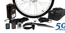 250 Watt E-Bike Kits / 250 Series Electric Bike Conversion Kits are 250 Watt 24 volt conversion systems. They convert your bicycle into a quality electric bike and save you thousands of dollars. Install one of these e-bike kits onto your bike in five minutes and ride.