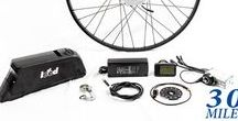 500 Watt E-Bike Kits / 500 Series Electric Bike Conversion Kits are 500 Watt 36 volt systems that convert your bike into an electric bike. Installation takes up to an hour and these kits include all the bells and whistles of traditional electric bike kits.