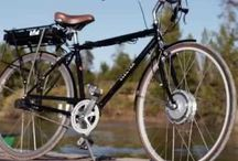 DIY Electric Bike Conversion Kits / Electric bike conversion kits allow you to use your own bike and convert it into an electric bike with the installation of a kit. 250 Series e-bike kits take about five minutes to install and 500 Series e-bike kits can take up to one hour.