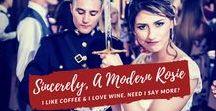 Sincerely, A Modern Rosie. / Modern Rosie Blog