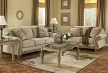 Living Room / Sit back, relax, and enjoy your home with beautiful furniture sets from Mirab's Furniture Gallery!