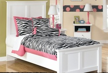 Kids / Comfortable and cute bedroom furniture for your kids and tweens from Mirab's Furniture Gallery!