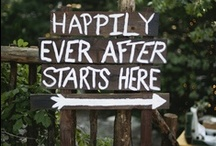 wedding / Happily ever after