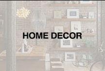 Home: Decor / Home decor and design. Renovation inspiration. Bathroom. Kitchen. Condo. Apartment. Loft. Toronto. / by Heather Holmes - Toronto Real Estate Broker