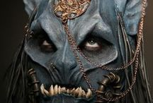 Special Effect Make-Up inspirations