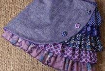 Sewing - šití, přešívání, úpravy