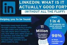 LinkedIn Marketing - Tips, Tricks and Strategies / LinkedIn Tips and strategies to get, whether you are using Linkedin to look for leads, make connections or find a job.