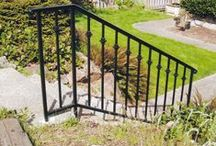 Railings / Our full fabrication shop, experienced staff, wide range of standard and specialty fence parts inventory, and long-standing relationships with top fence manufacturers, makes City Wide Fence an ideal supplier for all of your fencing projects.