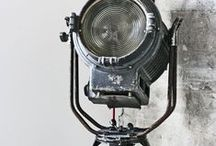 Industrial Style Lamps