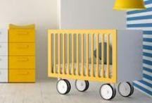Habitaciones infantiles / Acogedores y divertidos diseños para los más pequeños.
