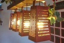 Ideas para lámparas / Creatividad en el diseño de lámparas para tu hogar