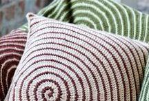 Ideas cojines decorativos / Los cojines son un plus decorativo en nuestro hogar.