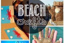 Fun with Sand / Cra-Z-Sand, it moves, it molds, it's AMAZING! Get sandy at the beach or get inspired in your own sand castle at home!