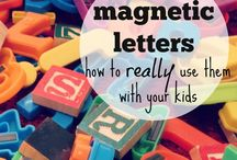 It's Magnetic! / What's so attractive about magnets? Duh, their attraction! Here are some fun, creative, imaginative and magnetic ideas!