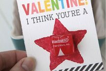"""Love is in the Air / All things Valentines Day! Nothing says """"I love you"""" more than a handmade card or craft."""
