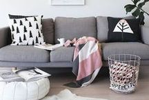 living room decor | decoração de sala / living room decor ideas