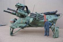 Mark Stevens' The Mantis
