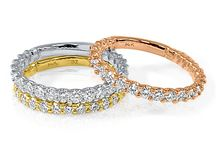 Wedding Bands for women / Wedding rings for women & Ring Sets (rings+ bands)