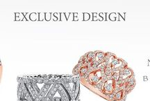 Designer / Exclusive jewelry from Designers from NATALIE K, BENCHMARK, and SHY Creations