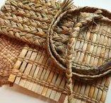 Pletení z přírodních materiálů