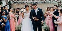 casamento dy e otávio | wedding ideas / Fotografia: Paula Leite Fotografia