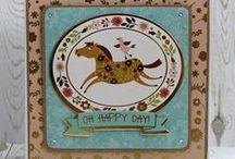 Kartka ręcznie wykonana - na różne okazje / Kartki ręcznie wykonane na różne okazje - urodziny dziecka, jubileusze, urodziny, rocznice. Wykonanie - Dorota Jarosińska.