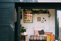 Garden shed, escape, studio