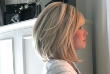 Hair - cuts, color, curls / by Susan Vance-Huxley
