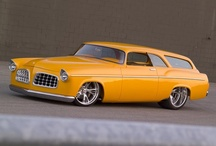 Cars / Hot rods, muscle cars, classics and customs. / by William Marx Purper