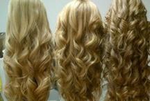 Hairstyles / by Sissy