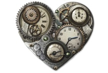 Hearts Desire / Hearts come in many different designs. Sharing my heart with others.